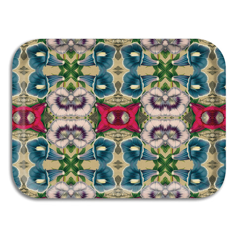 PATCH NYC Trumpet Flower Small Rectangle Tray