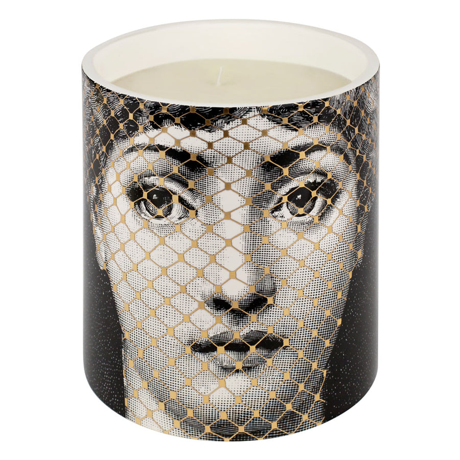 Fornasetti Burlesque (gold) Candle