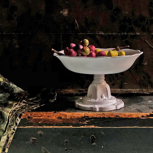 Astier de Villatte Vauban Footed Bowl