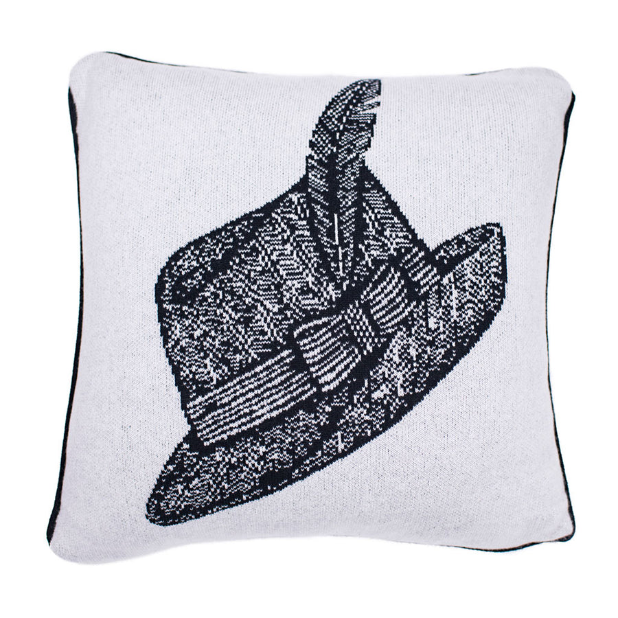 Fedora Cashmere Pillow