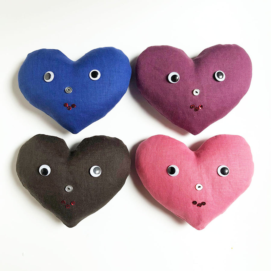 Happy Heart Lavender Sachet