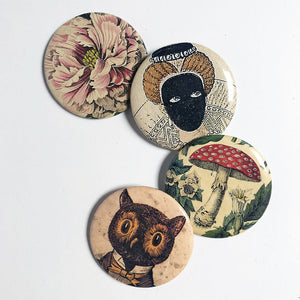 PATCH NYC Pocket Mirror