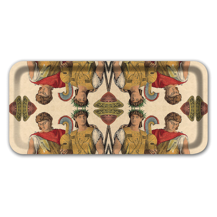 PATCH NYC Myth Shield Small Rectangle Tray