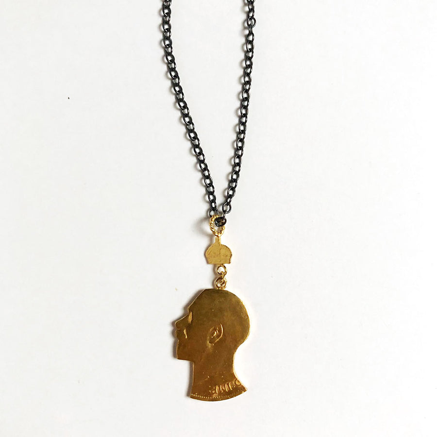King & Crown Necklace