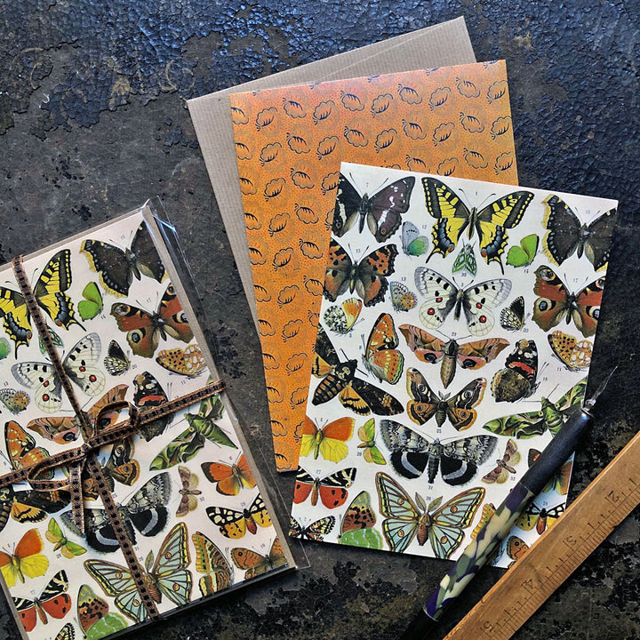 PATCH NYC Papillon Notecard Set