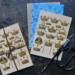 PATCH NYC Crown Notecard Set
