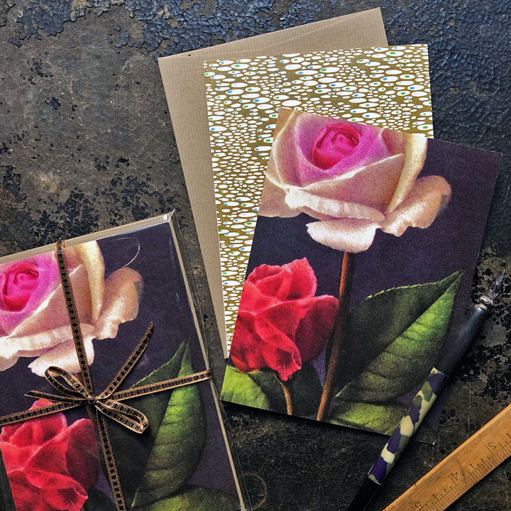 PATCH NYC Roses Notecard Set