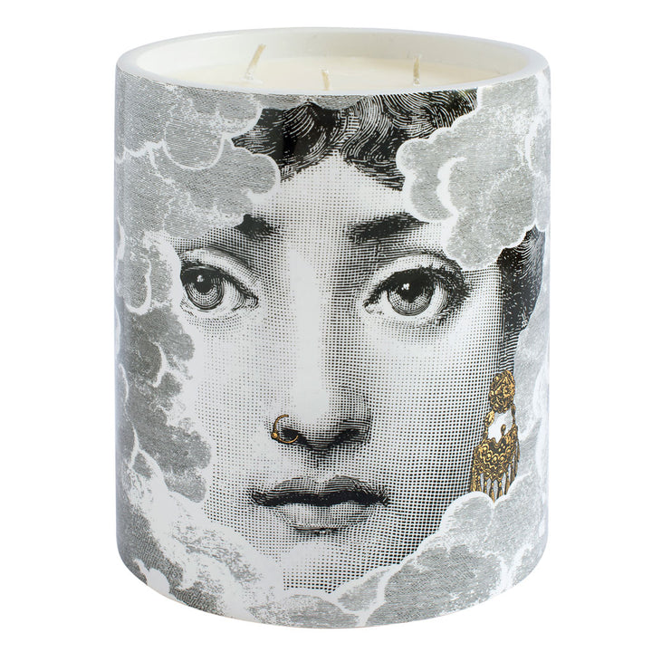 Fornasetti Nuvola (gold) Candle