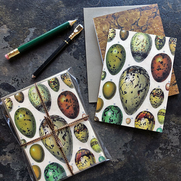 PATCH NYC Oeuf (Egg) Notecard Set