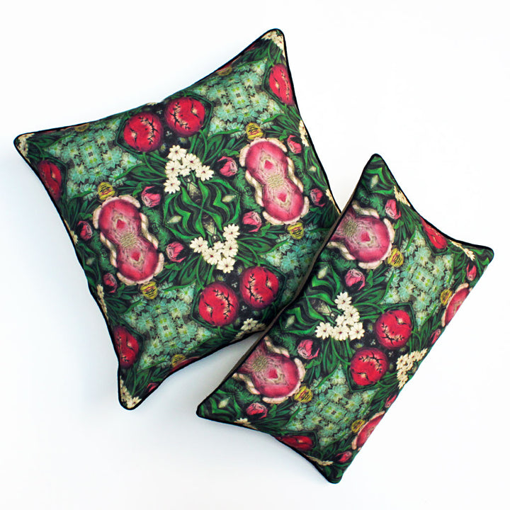 Pink Bouquet Pillow {PG04}
