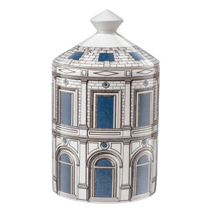 Fornasetti Palazzo Celeste Candle with Lid
