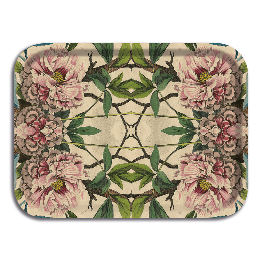 PATCH NYC Peony Small Rectangle Tray {AVSRETRP}