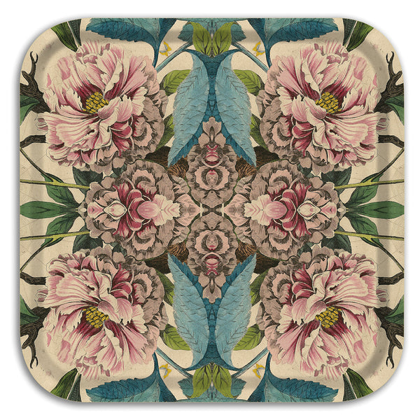 PATCH NYC Peony Square Tray {AVSQTRPE}