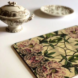 PATCH NYC Peony Square Table Mat {AVSTMPE}