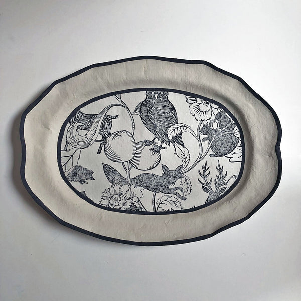 PATCH  NYC x Antoinette Poisson Platter C