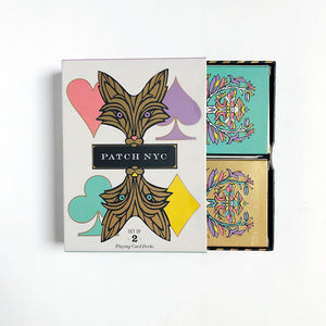 PATCH NYC Playing Card Set {8191}
