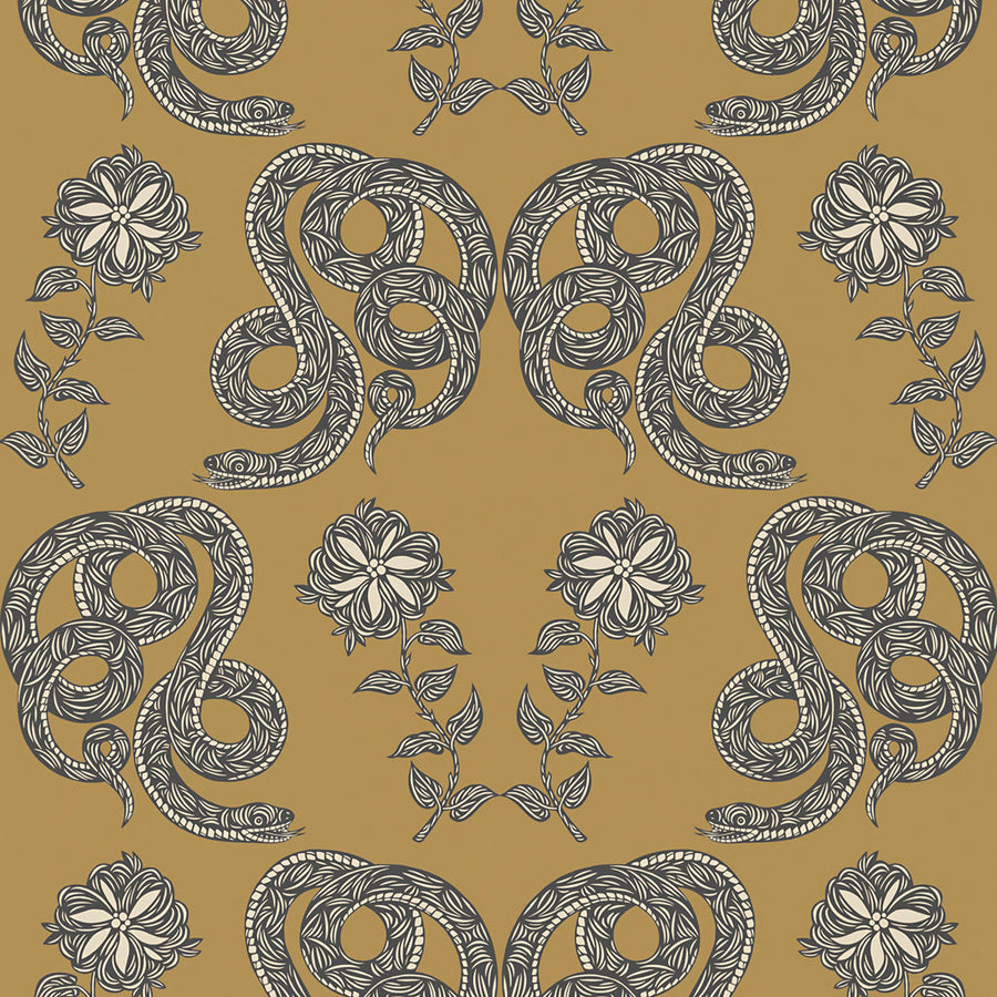 Serpentine Wallpaper Sample