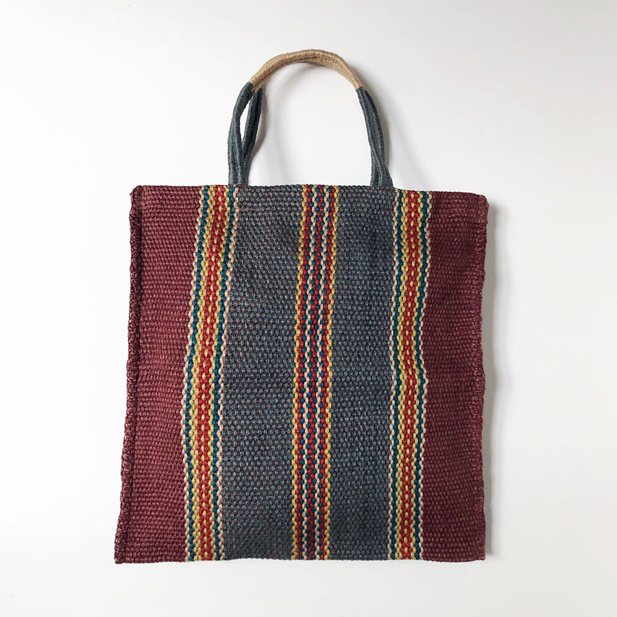 Vintage Stripe Medium Tote