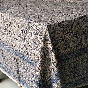 Block Print Tablecloth