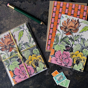 PATCH NYC William Bouquet Notecard Set