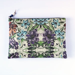 William Bouquet Pouch Large