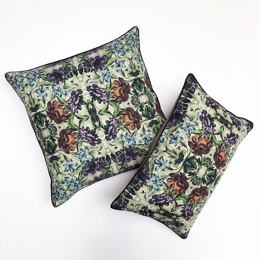 William Bouquet Pillow