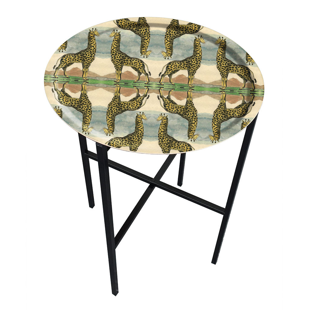 PATCH NYC Giraffe Tray Table {AVTABG}