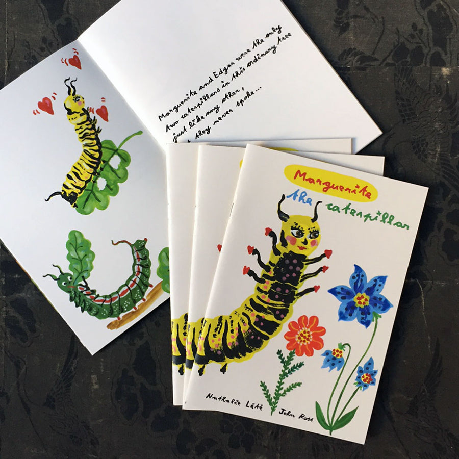 Marguerite the Caterpillar book {2171}