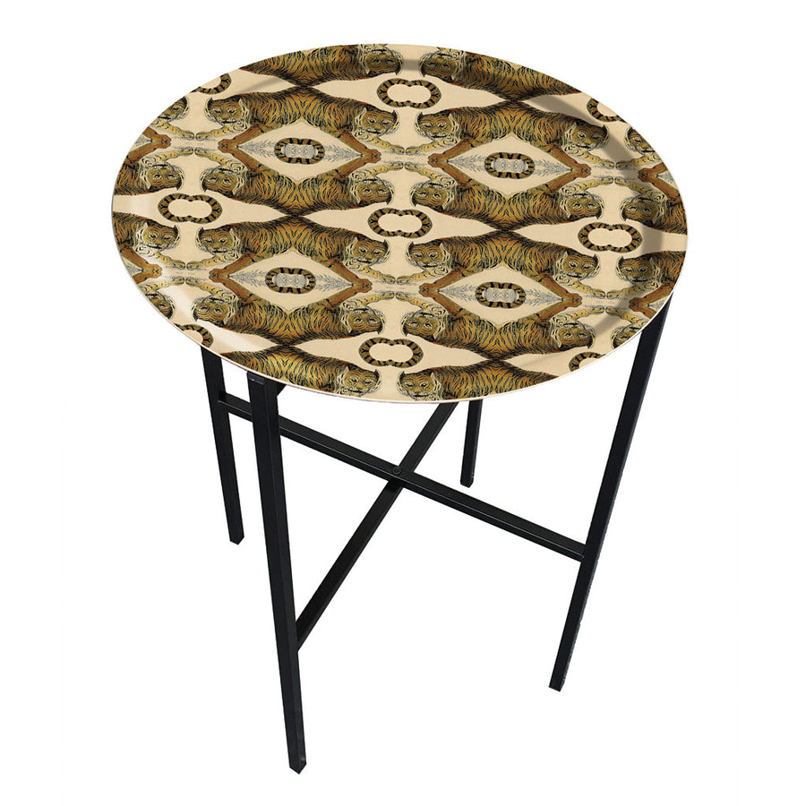 PATCH NYC Tiger Tray Table {AVTABT}