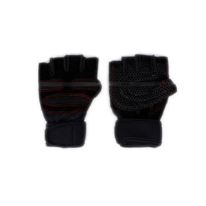Comfortable Anti Slip Half Finger Fitness Gloves