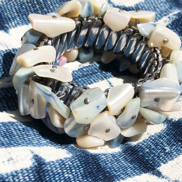 Shell Expansion Bracelet