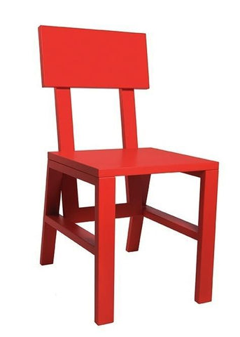 Lovely red chair