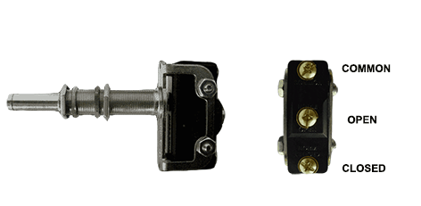 "6-1/8"" Interlock Switch"