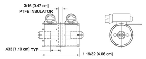 "7/8"" Unpressurized Coupling with Inner Conductor"