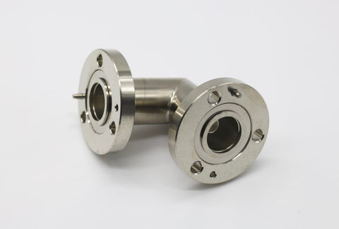 "7/8"", 90° Elbow, Flanged"
