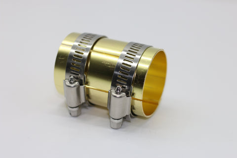"3-1/8"" Unpressurized Coupling without Inner Conductor"