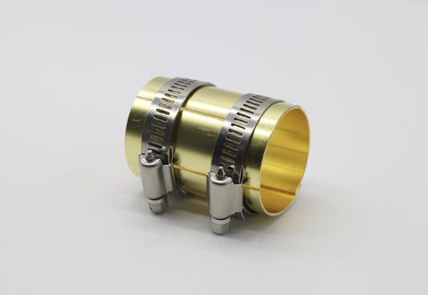 "1-5/8"" Unpressurized Coupling without Inner Conductor"