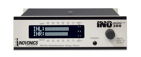 INOmini AES Distribution Amp Plus! Model 300