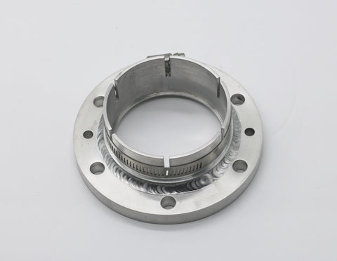 "3-1/8"" Field Flange (clamp type)"