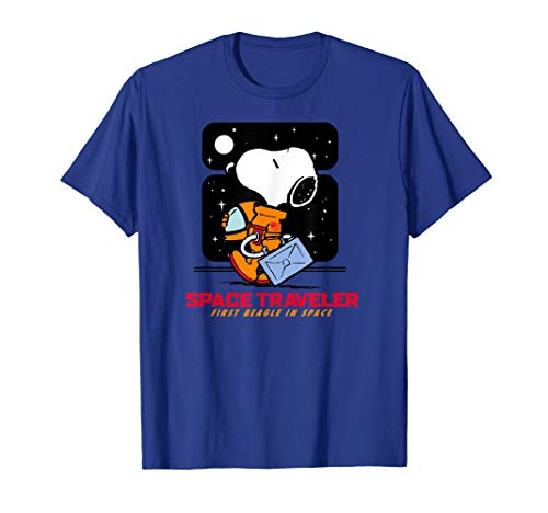 Peanuts Space Traveler T-Shirt