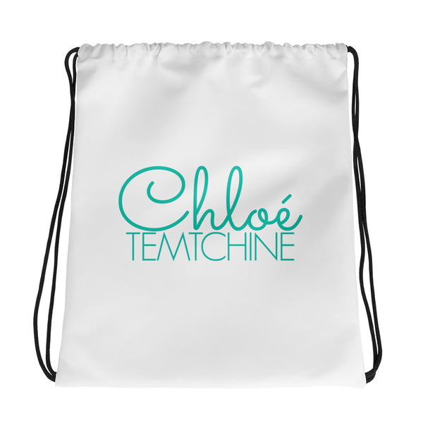 Chloe Temtchine Premium Drawstring Bag - Perfect for the Gym or Travel