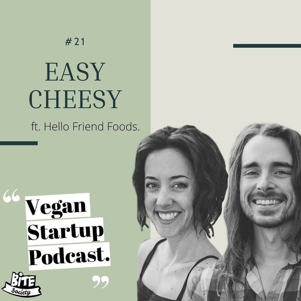 Easy Cheesy - An Interview with Hello Friend Foods