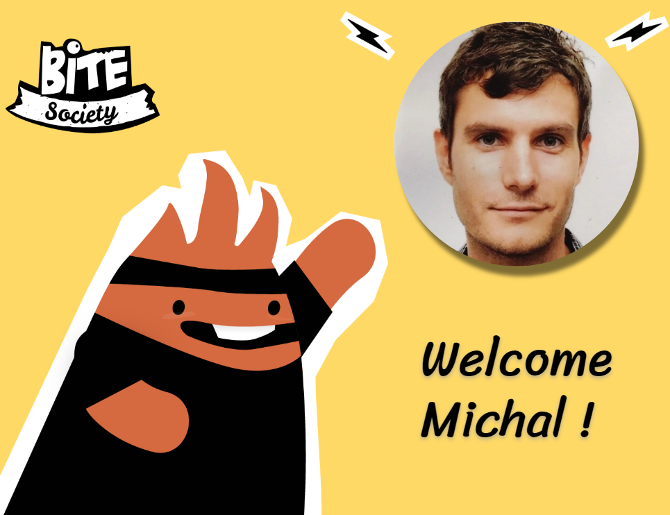 Hello World, Hello Michal!