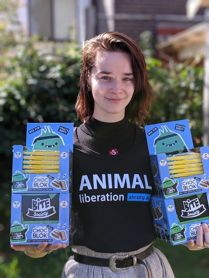 Supporting Animal Liberation Victoria