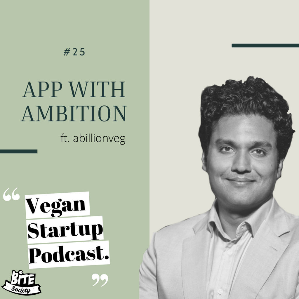 App with Ambition - abillionveg