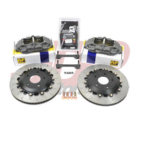 Essex C6/Z06/ZR1 Corvette AP Racing Radi-CAL Competition Rear 5040/340mm  Brake Kit (13 01 10014)