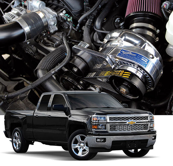 ProCharger Chevy/GM Truck/SUV 6.2L Intercooled Supercharger (1GV212-SCI)