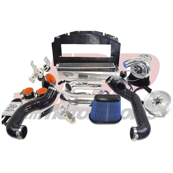A&A Corvette C7/C7 Grand Sport Corvette Supercharger Kit (AAC7SCKIT-01)