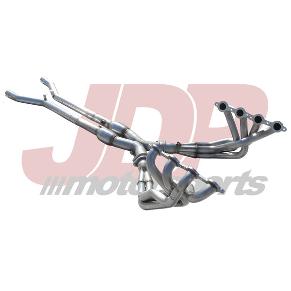 "American Racing C6 Corvette LS2/Early LS3 1 7/8"" Long Tube Headers (C6-05178300LSWC)"