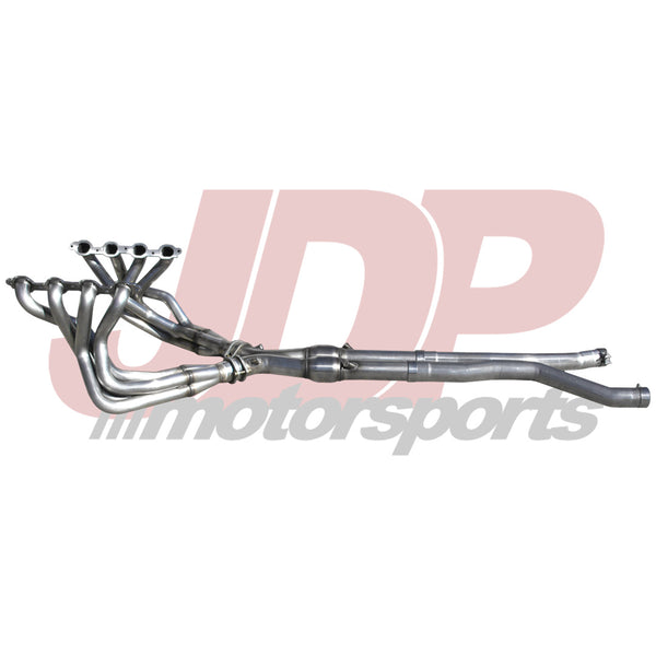 "American Racing C7/C7 Grand Sport/C7 Z06/C7 ZR1 Corvette 1 7/8"" Long Tube Headers (C7-14178300LSWC)"